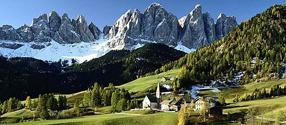 Alpe di Siusi itinerario turistico vacanze