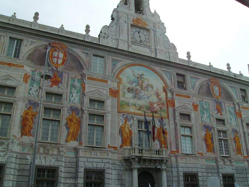 Genova - Palazzo San Giorgio