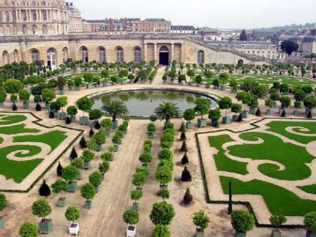 giardino francese