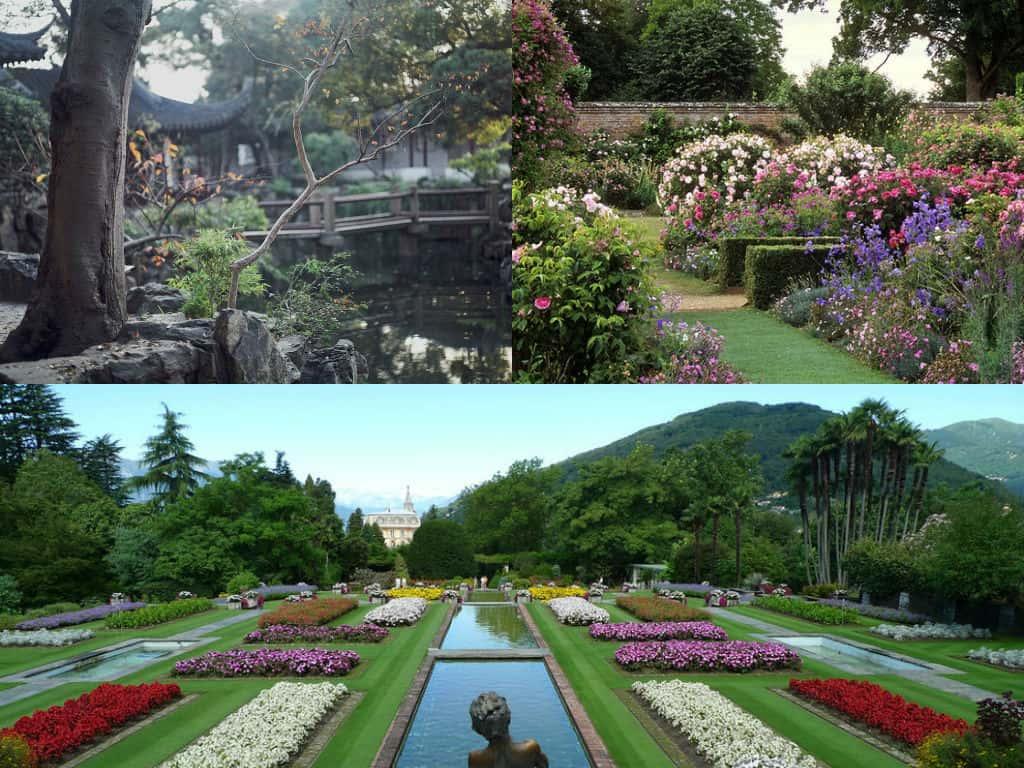 18 giardini tra i più belli del mondo