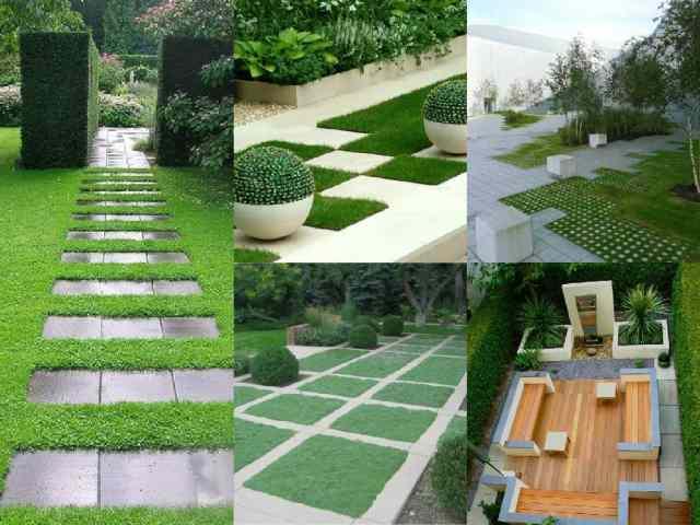 Come creare un giardino geometrico guida giardino for Progetto di un giardino