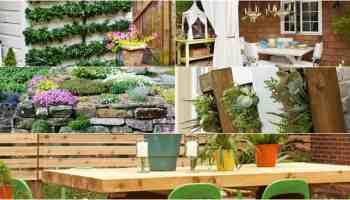 10 idee per utilizzare i mattoni in giardino | guida giardino - Come Abbellire Il Giardino Di Casa