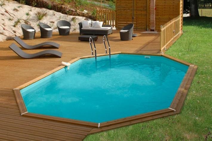 piscine legno