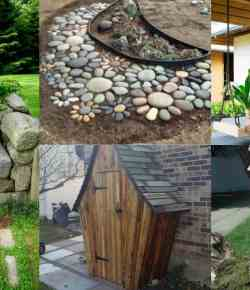 Decorare il giardino: 15 idee creative
