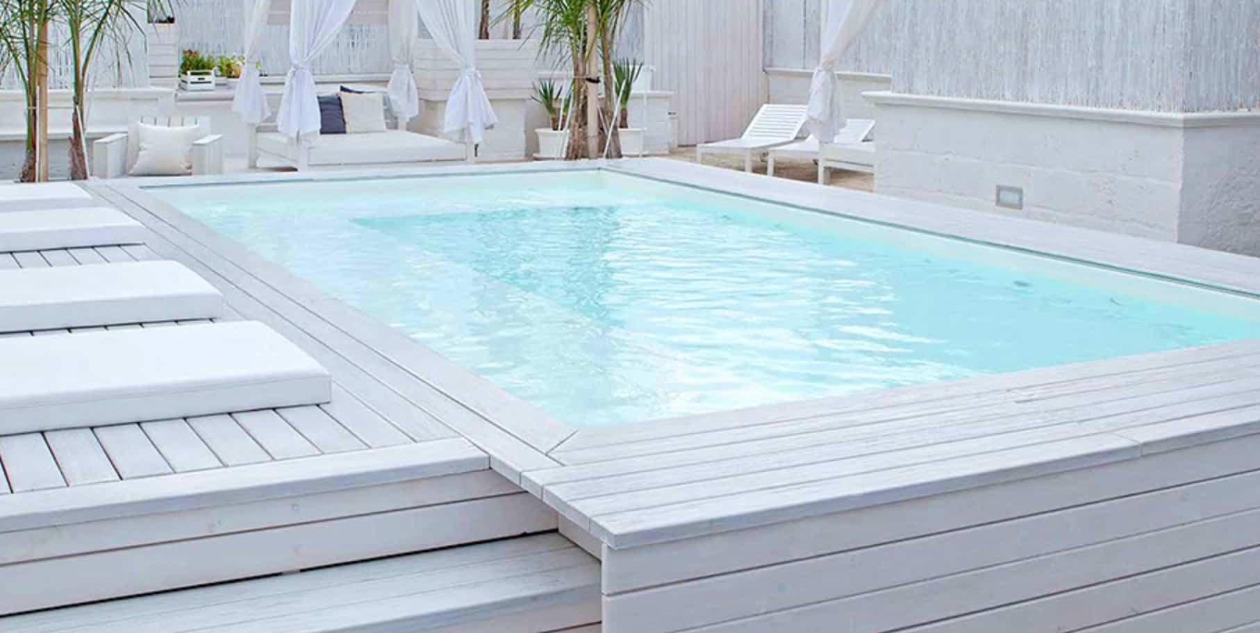 Cheap le piscine da giardino di piscine castiglione sono - Dimensioni piscina olimpionica ...