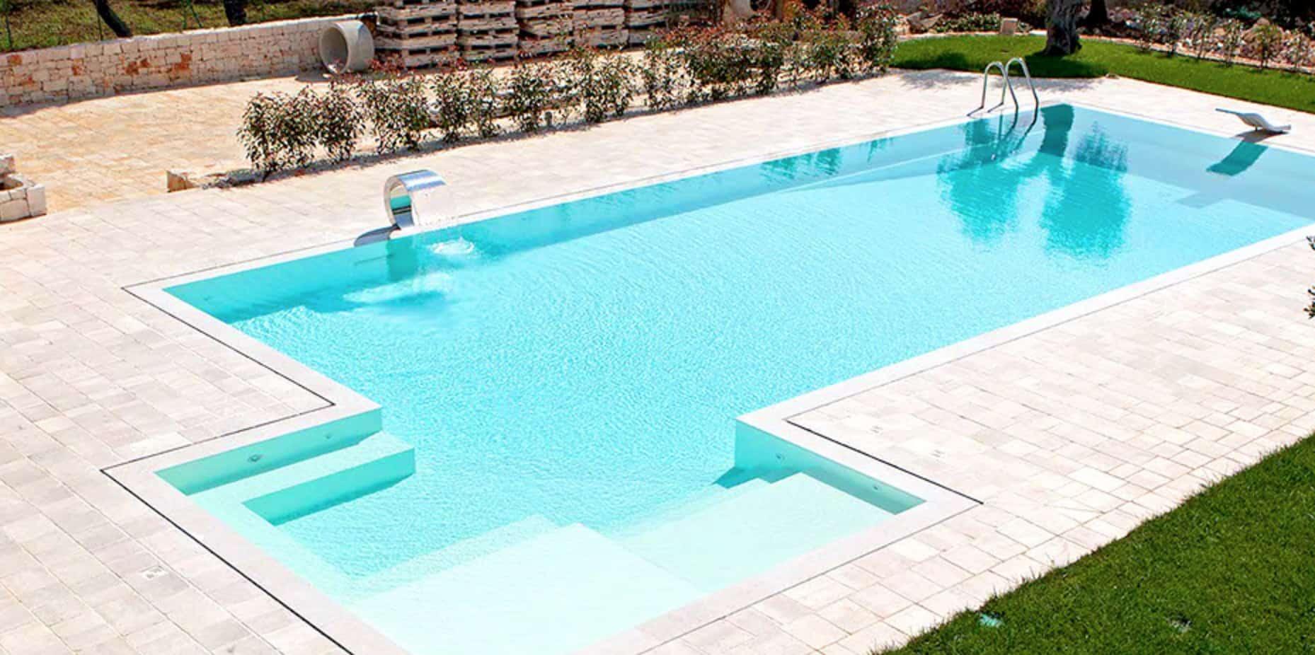 La scelta della piscina per il giardino