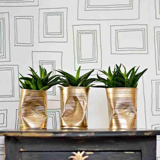 Un'ottima idea per sistemare le vostre piante grasse, elegante e perfetta per chi non vuole mai passare inosservato e ama i piccoli complementi d'arredo un po' chic