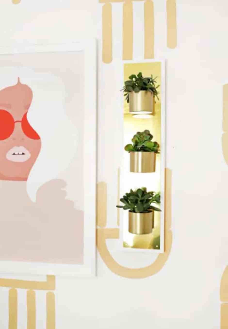 Quadri vegetali per abbellire le pareti