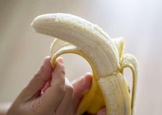 banane, ricche di fosforo e di potassio. La buccia si può utilizzare come fertilizzante naturale per il giardino