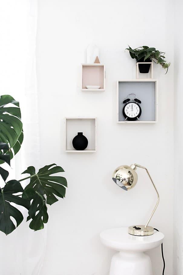 decorazioni fai da te con il legno