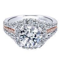 Gabriel & Co. Wedding Engagement Rings - Guida Jewelers