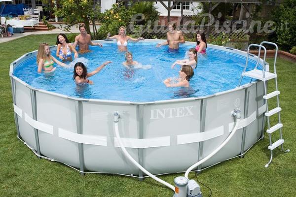 I vantaggi delle piscine portatili GuidaPiscineit