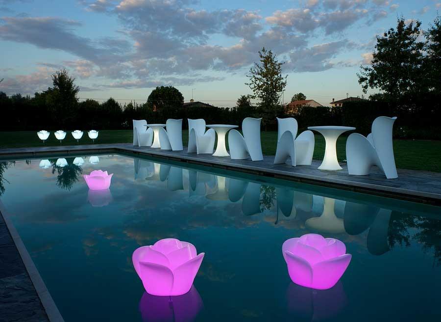 Il faro a LED magnetico per piscine fuori terra  GuidaPiscineit
