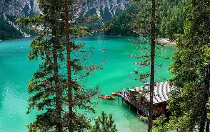 Sognare Il Lago Significato Di Laghi E Specchi Dacqua Nei