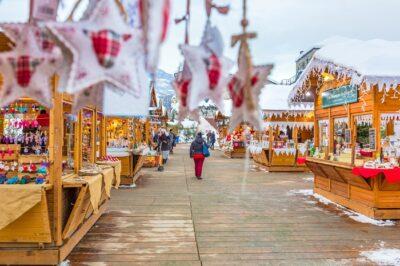 Una visita ai mercatini, consente non solo … I Mercatini Di Natale In Valle D Aosta Guida Turistica Valle D Aosta