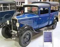 Peugeot 201 D - Guide Automobiles Anciennes