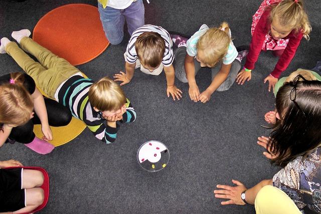 En savoir plus sur les services de garde d'enfants