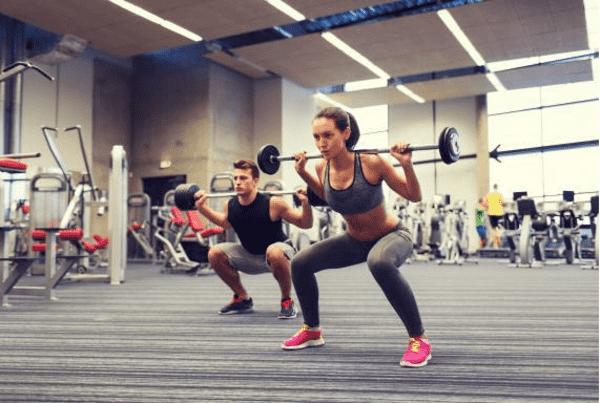 Espace fitness: 5 exercices pour être au top en été