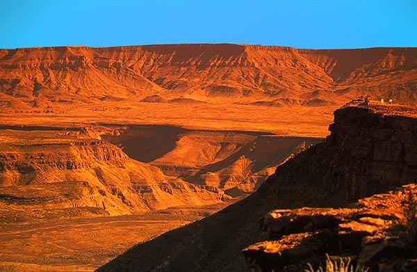 Namibie safari guide de voyage
