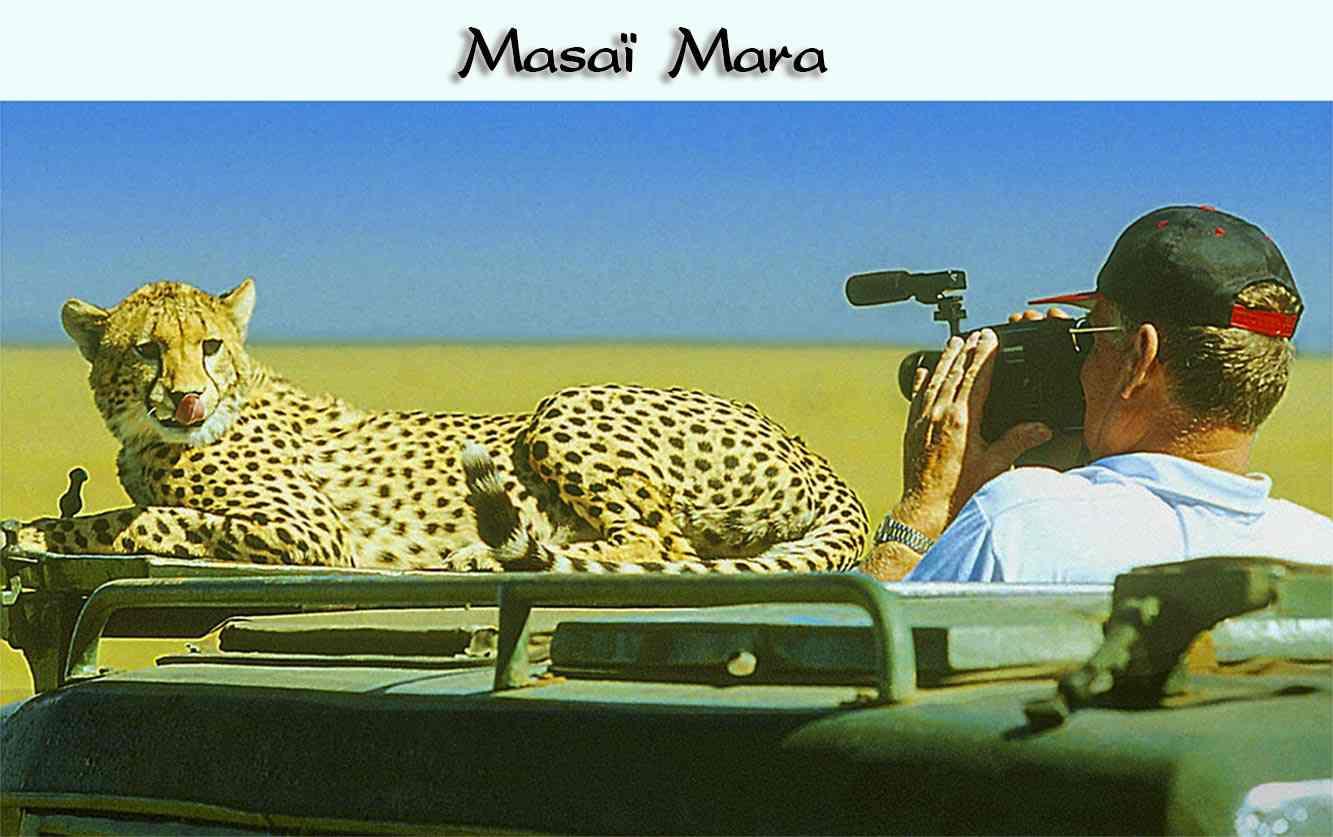 Kenya safari guide de voyage en Afrique Orientale. Je suis votre guide pour créer et tracer votre safari authentique privé et hors des sentiers battus au Kenya
