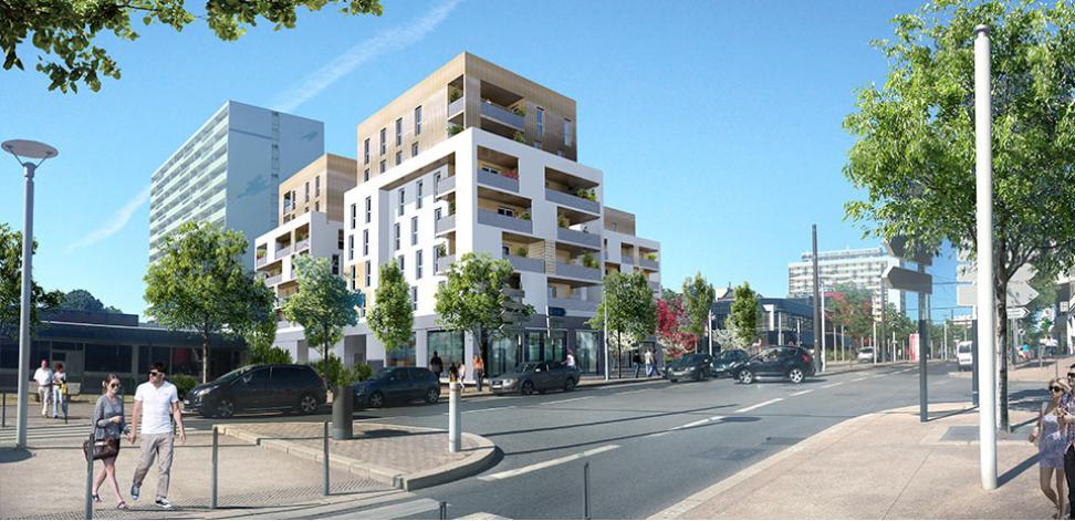 Programme So New  appartement neuf RillieuxlaPape 69