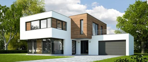 La maison cube  une maison moderne et pleines datouts