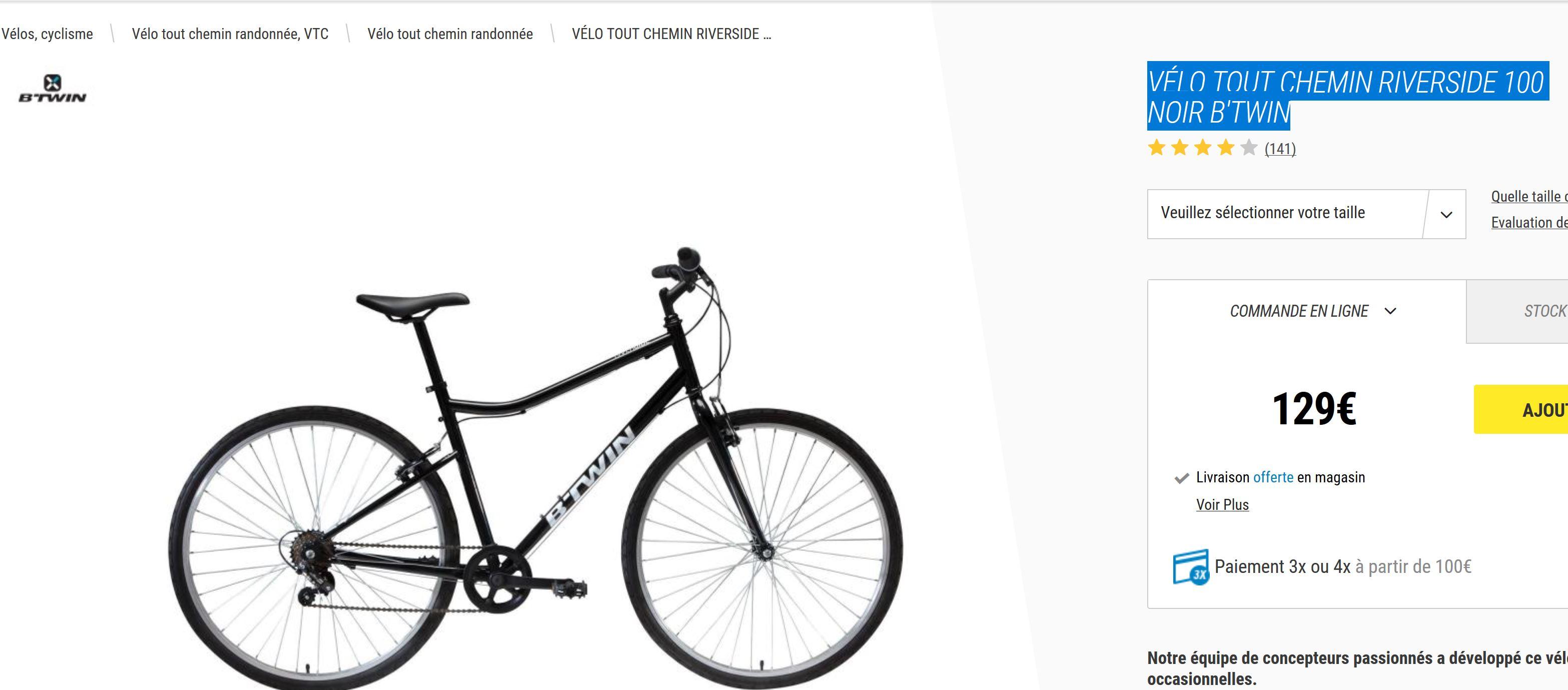 Guide du vélo