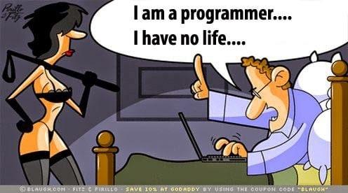 motivi per non essere programmatore