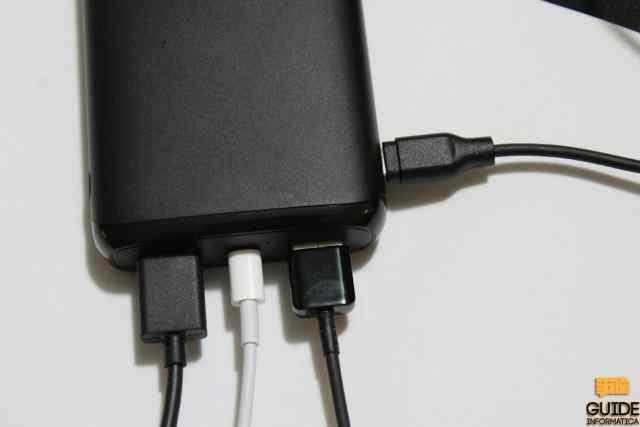 Aukey PB-N64 Powerbank recensione