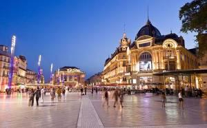 La ville de Montpellier, un endroit parfait !