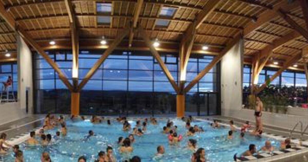 Centre aquatique LOzen  Piscine  Monistrol sur Loire