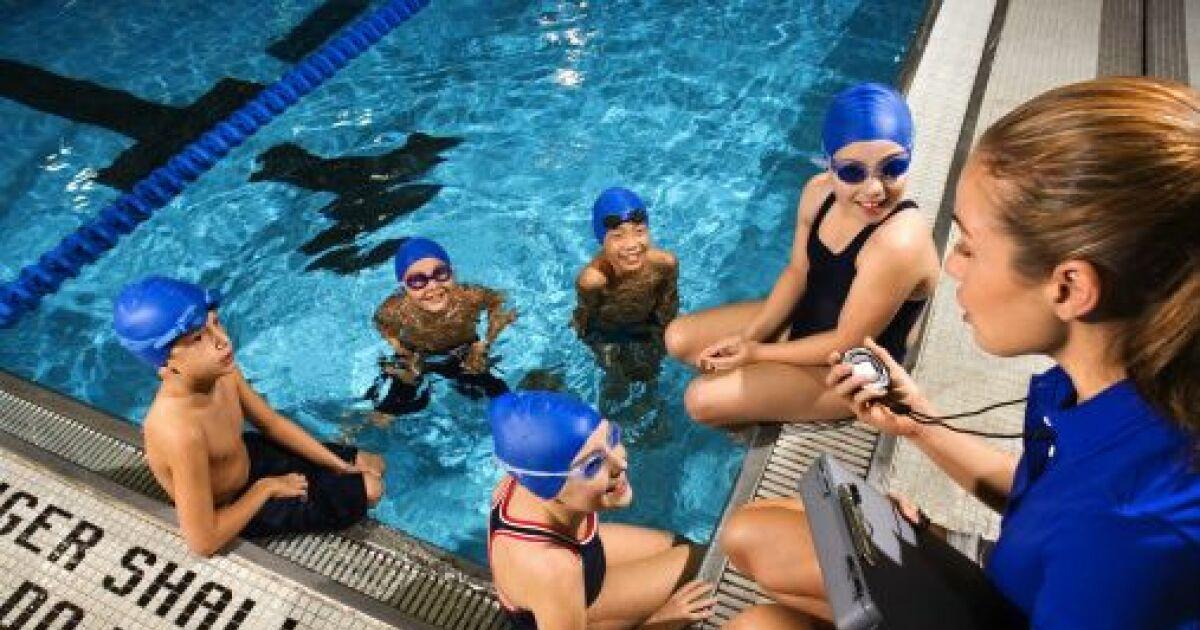 Les cours de natation  individuels collectifs ou en stage