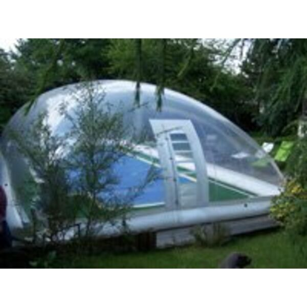 Marque Fabricant Dome Jessica Abri Piscine Bulle Gonflable Securite Spa Piscines Hors Sol M