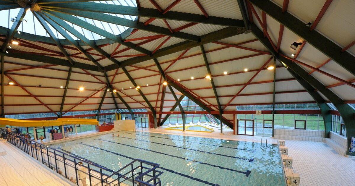 Piscine Olympique Grand Nancy Thermal