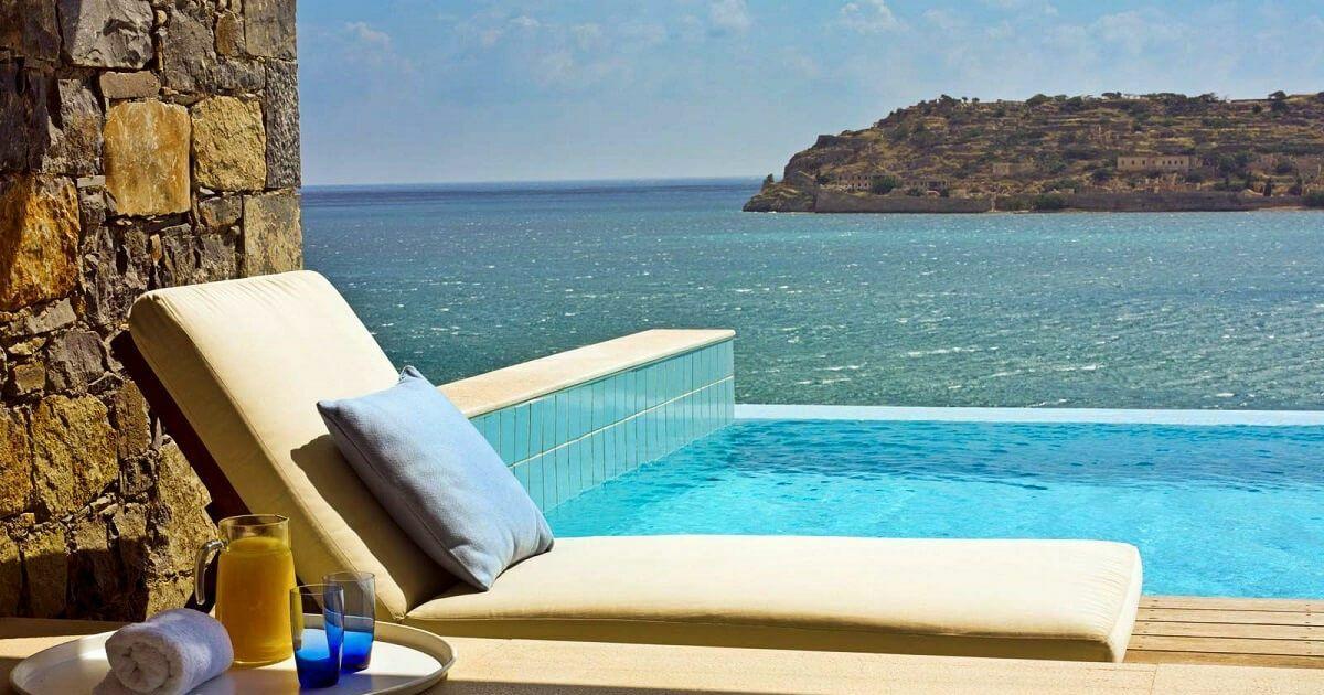 10 sublimes htels avec piscine prive par chambre