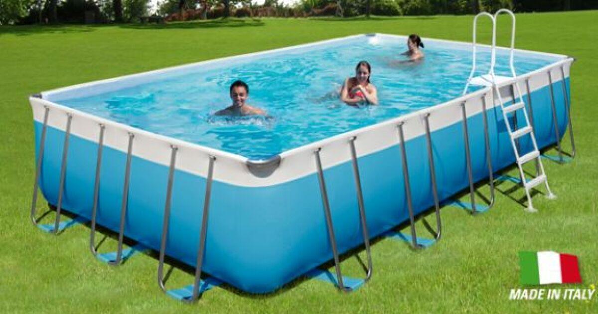 Piscines Hors Sol En Photos Profitez Des Plaisirs De Leau En Famille Piscine Hors Sol Tropic De Poolmaster Photo