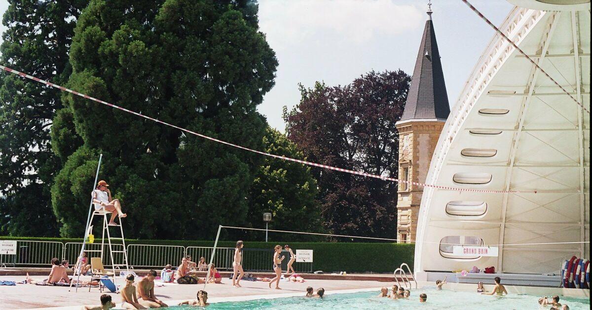 Piscine de Cours la Ville  Horaires tarifs et photos  Guidepiscinefr