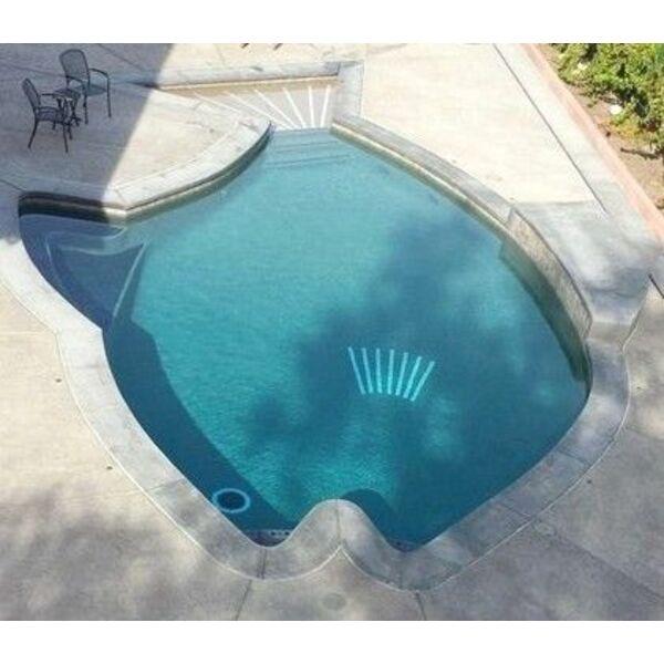 10 piscines aux formes insolites