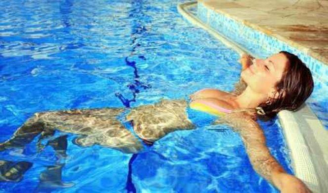 Les vacances scolaires de Printemps  Avril  la piscine