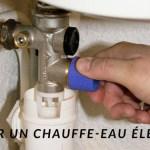Vidanger un chauffe-eau électrique