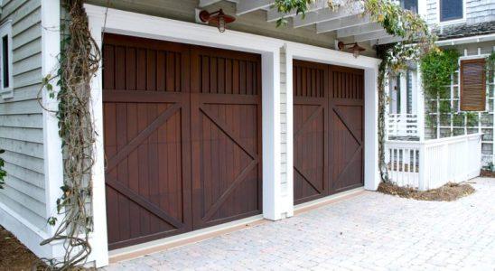 Les portes de garage