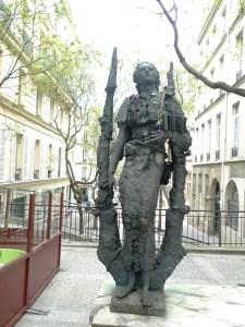 statue d r jean de beauvais