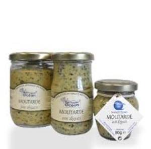 moutarde aux algues bretonne