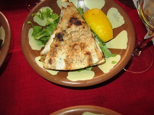 pizza libanaise farcie viande