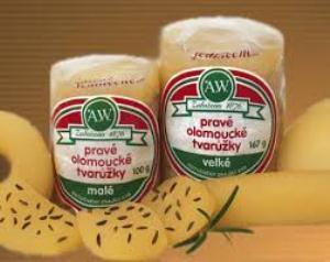 Olomoucké syrečky