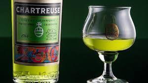 chartreuse verte de voiron