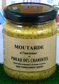 moutarde des charentes