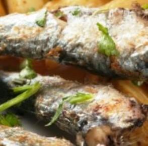 sardines à la Bastiaise