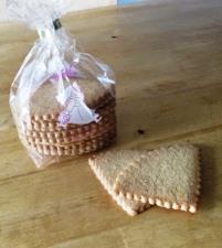 biscuits sablés de Magdala