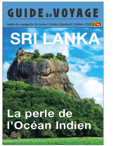 guide pratique sri lanka